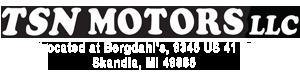 TSN Motors in Skandia